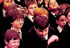 Watch and share Daniel Radcliffe GIFs and Hermione Granger GIFs on Gfycat