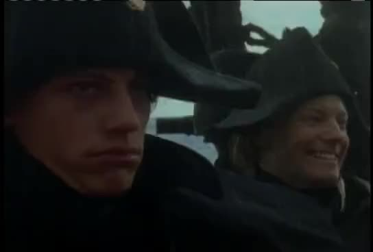 Watch and share Horatio Hornblower: The Duel (Pt. 1) GIFs on Gfycat