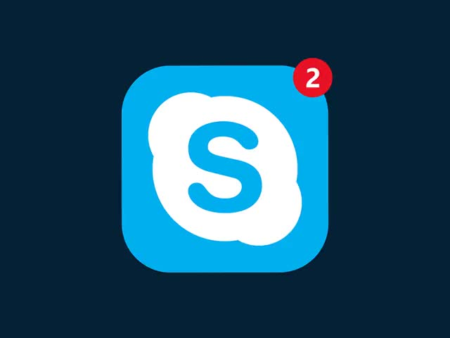 Watch and share Skype Notification GIFs on Gfycat