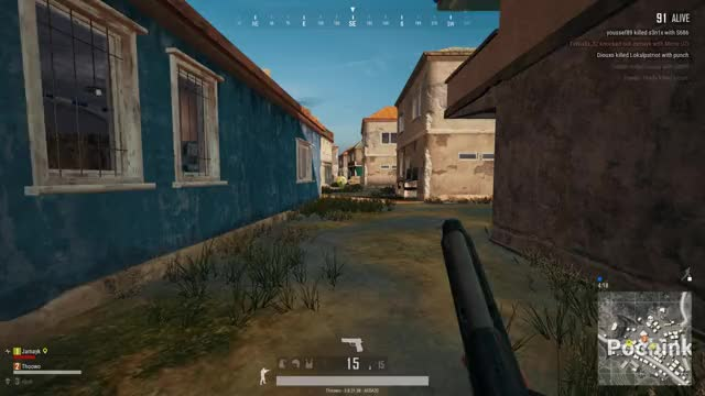 Watch and share Pubg GIFs by thoowo on Gfycat