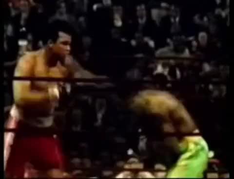 Watch Frazier breaks Ali's Jaw GIF on Gfycat. Discover more Smokin Joe Frazier GIFs on Gfycat