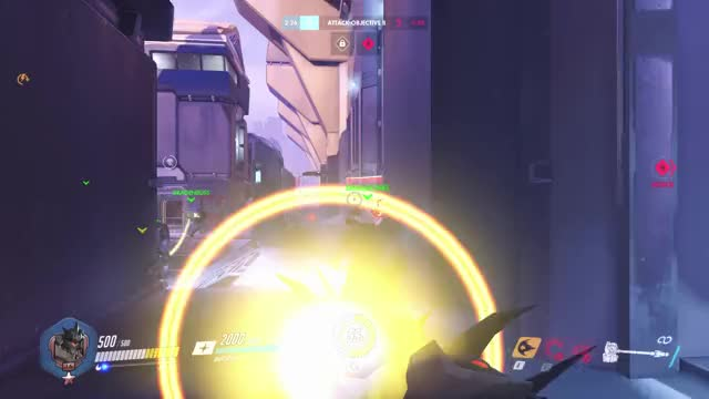 Watch and share Overwatch GIFs by thedjmaster55 on Gfycat
