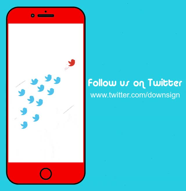 Watch and share Downsign Twitter GIFs and Connect With Us GIFs by DOWNSIGN on Gfycat
