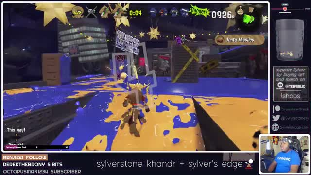 Watch and share Sylverstone Khandr GIFs and Splatoon 2 GIFs by Sylverstone Khandr on Gfycat