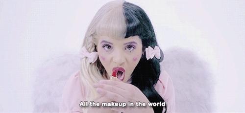 Melanie Martinez, gifs, gifs:lyrics, gifs:mm, lyrics, mmartinezedit, sippy cup, Silly girl, we're silly, boys GIFs