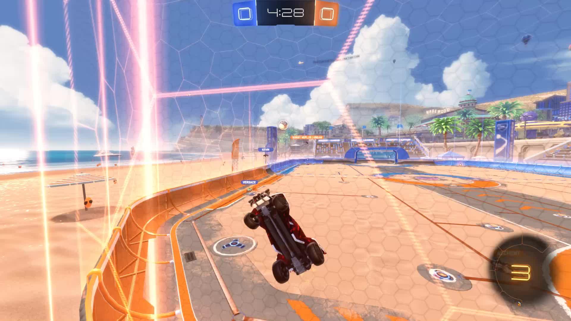 Felixx, Gif Your Game, GifYourGame, Goal, Rocket League, RocketLeague, Goal 1: Alchemy GIFs
