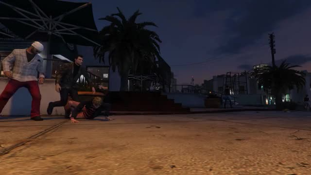 Watch moonwalk GIF on Gfycat. Discover more game physics, gta, gta online, gta v GIFs on Gfycat