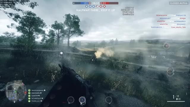 Watch and share Battlefield 1 GIFs and Anti Tank GIFs on Gfycat