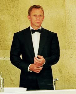 Watch and share Daniel Craig GIFs and Celebs GIFs on Gfycat