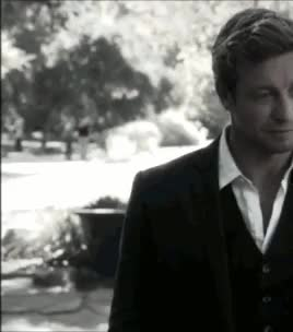 6x08, 6x09, The Mentalist, i missed you GIF | Find, Make