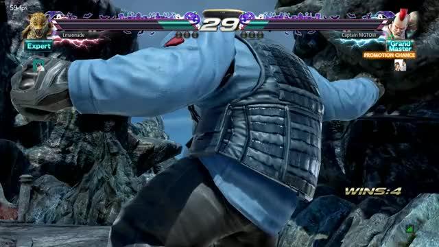 Watch and share Tekken GIFs by lmaonade on Gfycat