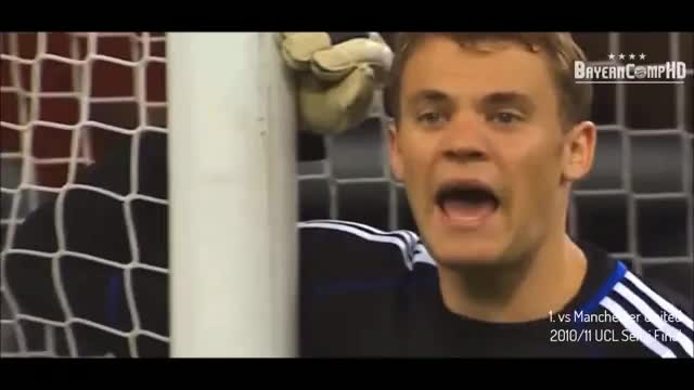 Watch and share Manuel Neuer GIFs on Gfycat
