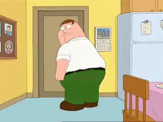 Watch and share Peter Griffin GIFs on Gfycat