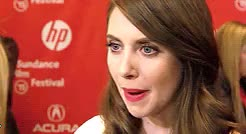 Watch and share Alison Brie GIFs and Abrieedit GIFs on Gfycat