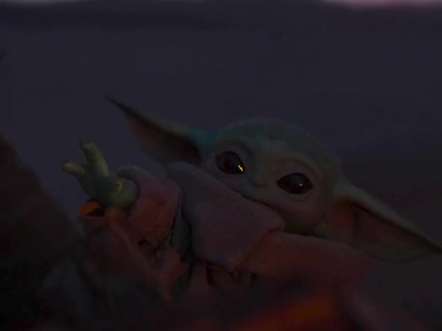 Watch and share The Mandalorian GIFs and Baby Yoda GIFs by MikeyMo on Gfycat