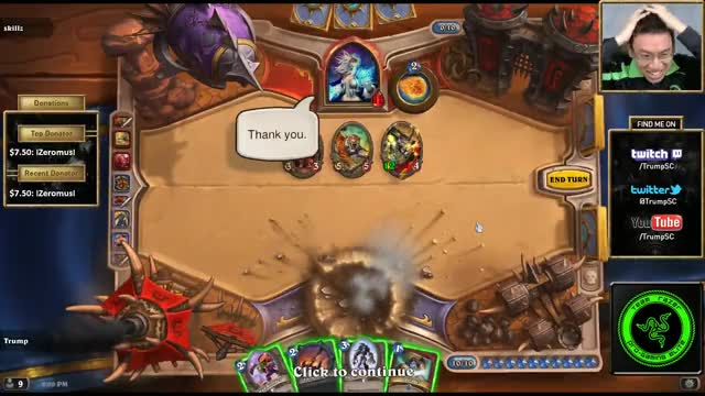 Watch and share Hearthstone Warrior GIFs and Hearthstone Arena GIFs on Gfycat