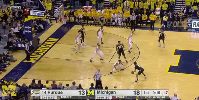 Watch and share Derrick Walton GIFs and Moritz Wagner GIFs by Ace Anbender on Gfycat