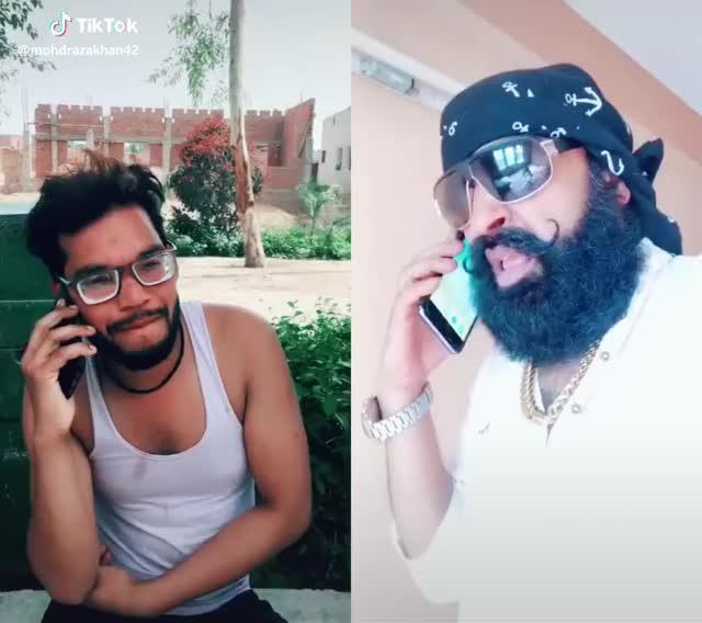 #duet with @rajesh___pag #fun #funny #funn #funnyvideos #bahubali #bahubali2 #sofunny #sofunn #h #j funny funn fun duet GIF