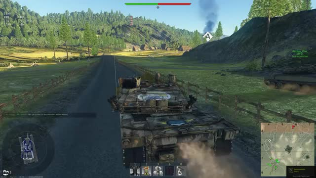 Watch and share MBT-70 Vs Wooden Fence GIFs by gatortribe on Gfycat