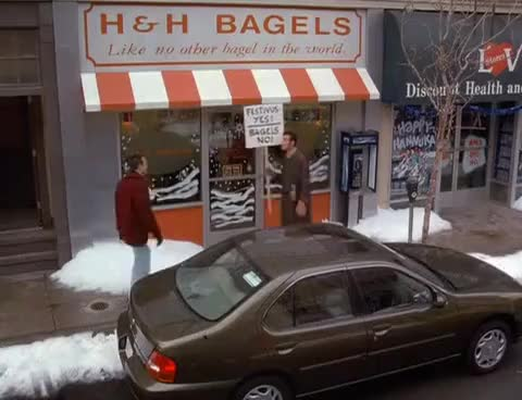 Watch and share Seinfeld - Hey, No Bagel No Bagel No Bagel No Bagel, Hey! GIFs on Gfycat