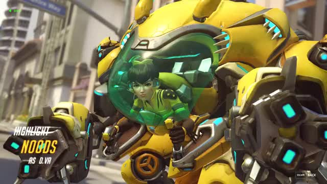 Watch and share Overwatch GIFs by Noods on Gfycat