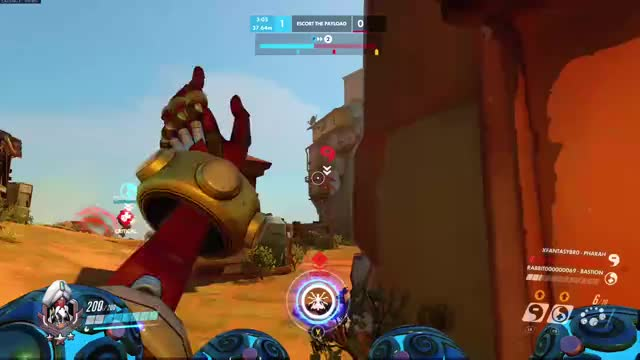 Watch and share Prediction Shots As Zenyatta Are So Satisfying  GIFs by skatingtaco45 on Gfycat