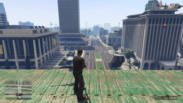 Watch Insanity. GIF by Rastafari (@expl0sivedrag0n) on Gfycat. Discover more gaming, grandtheftautov GIFs on Gfycat