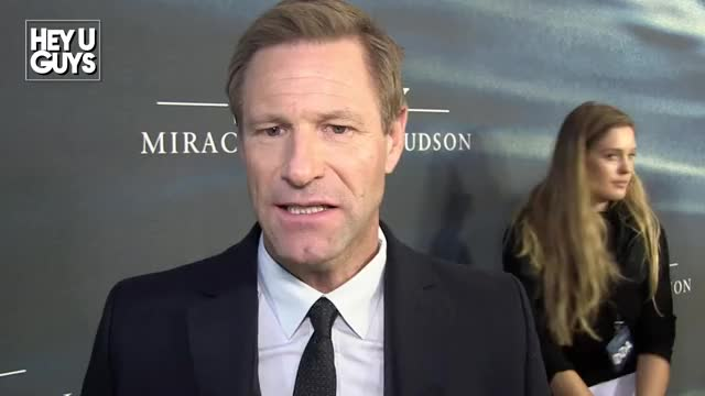 Watch and share Clint Eastwood GIFs and Aaron Eckhart GIFs on Gfycat