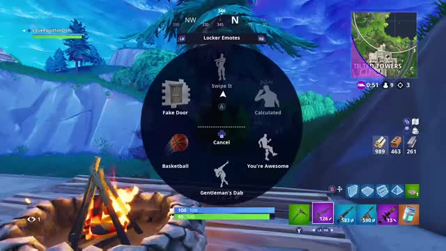Watch Fortnite  GIF by Gamer DVR (@xboxdvr) on Gfycat. Discover more FortniteBattleRoyale, LoueeVuittonDon, xbox, xbox dvr, xbox one GIFs on Gfycat