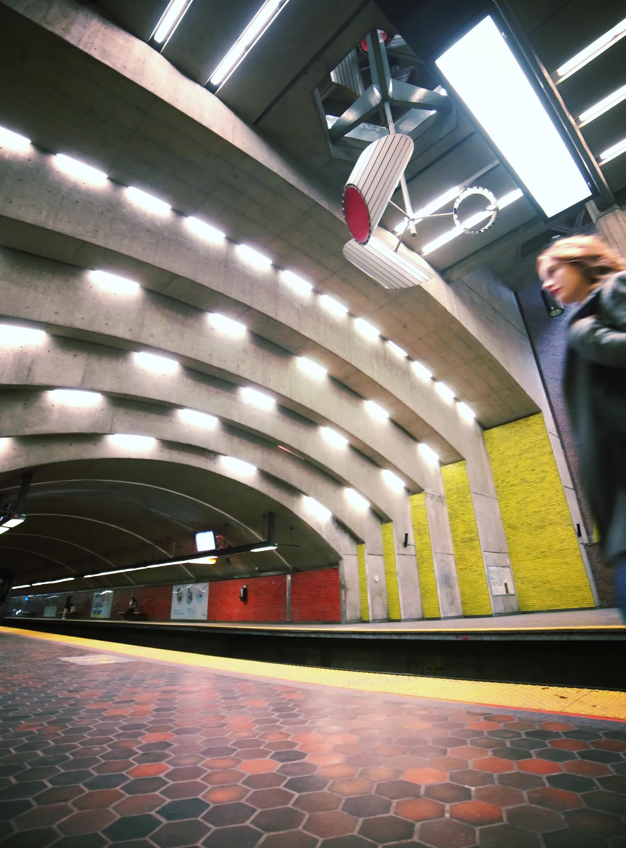 Montreal Metro Loop #4 GIFs