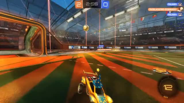 Watch and share Rocket League GIFs by Kolle on Gfycat