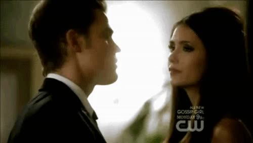 Watch Katherine and Stefan images stef & kat wallpaper and background photos GIF on Gfycat. Discover more related GIFs on Gfycat