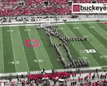 Watch and share Ohio State University Marching Band GIFs on Gfycat