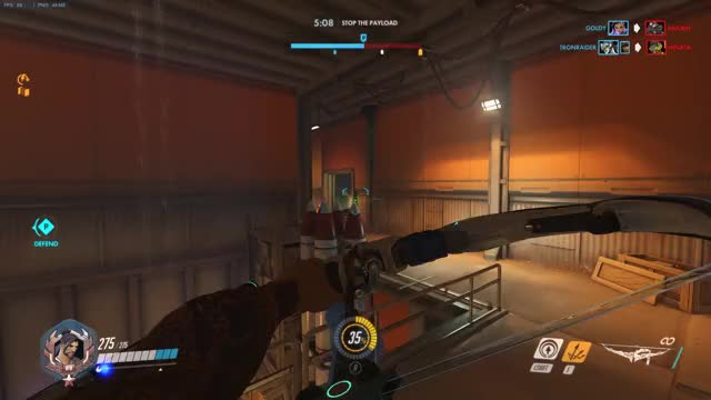 Watch Sombra playing Hide & Seek GIF by @phantomplayr on Gfycat. Discover more Hanzo, Overwatch, Sombra GIFs on Gfycat