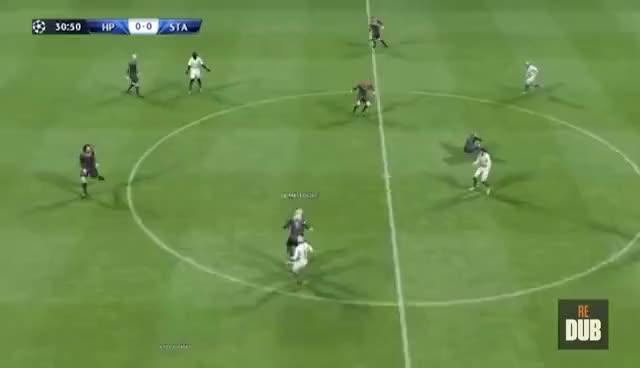 Watch and share Golaço Yoda Pes 2013 - Futebol Fight GIFs on Gfycat