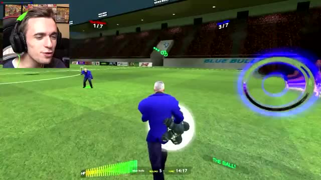 Watch and share Garry's Mod Rugby GIFs and Squeezie Football GIFs on Gfycat