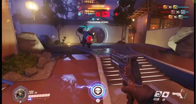 Watch and share Overwatch GIFs and Gamingpc GIFs by mickloe on Gfycat