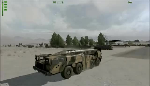 Watch and share Arma 2 Operation ArrowHead: Scud Missile Launch GIFs on Gfycat