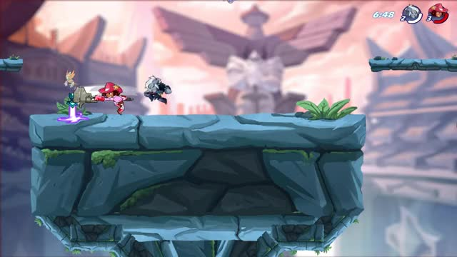 Watch and share Brawlhalla GIFs by mr.argentino on Gfycat