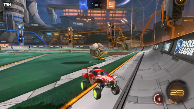 Watch Rocket League | Shot with GeForce GTX GIF on Gfycat. Discover more GeForceGTX, Rocket League, ShareEveryWin GIFs on Gfycat