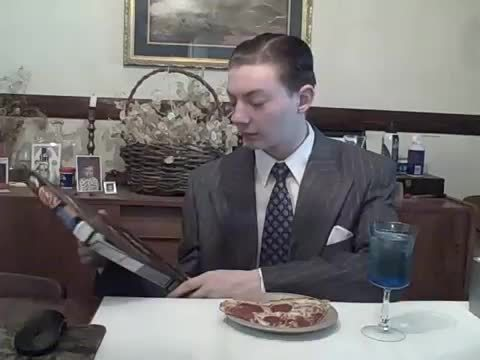 thereportoftheweek, Red Baron Thin Crust - Running On Empty - Food Review (reddit) GIFs