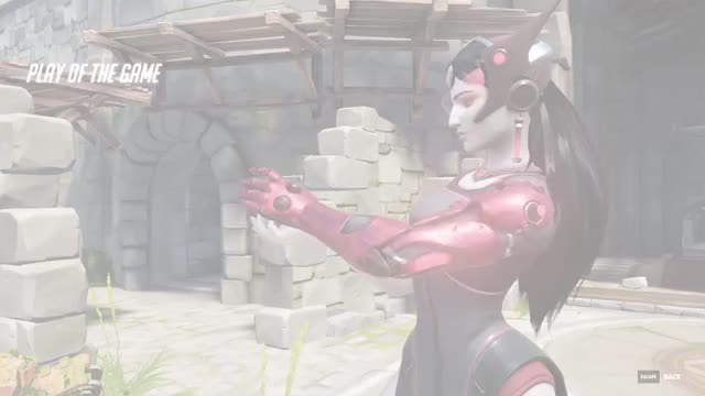 Watch and share Overwatch GIFs and Symmetra GIFs by skrillathrilla on Gfycat