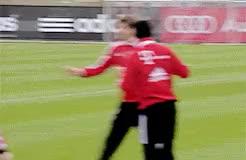 Watch Mesut Ozil GIF on Gfycat. Discover more Thomas Müller, bayern munich, cutie, fc bayern munich, fc bayern münchen, ily, my gifs, thomas muller GIFs on Gfycat