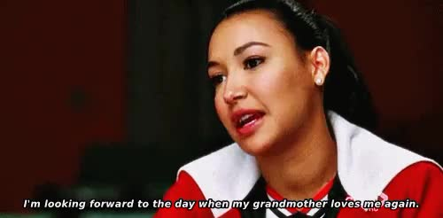 Watch 3x14/6x08 GIF on Gfycat. Discover more glee, gleeedit, idk if this has been done yet, mine, naya rivera, santana lopez GIFs on Gfycat