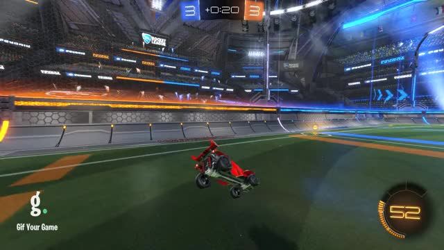 Watch Goal 7: Jeb GIF by Gif Your Game (@gifyourgame) on Gfycat. Discover more Gif Your Game, GifYourGame, Goal, Jeb, Rocket League, RocketLeague GIFs on Gfycat