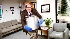 Watch and share Kevin Malone GIFs and The Office GIFs on Gfycat