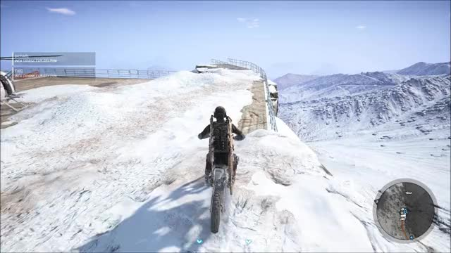 Watch How to get down the mountain real fast GIF by Malo (@rha_azul) on Gfycat. Discover more Ghost Recon, GhostRecon, Wildlands GIFs on Gfycat