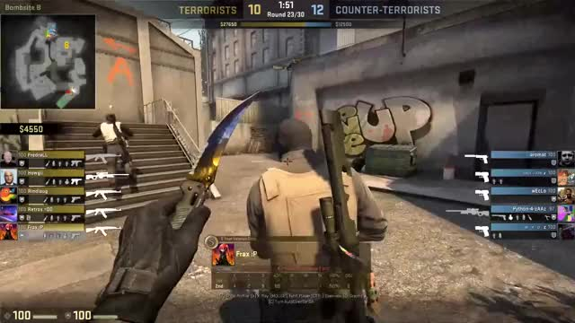 Watch Fraxerino's Counter-Strike: Global Offensive video: WTF - Plays.tv