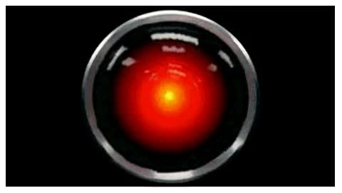 Watch and share Originally  Hal 9000 GIFs on Gfycat