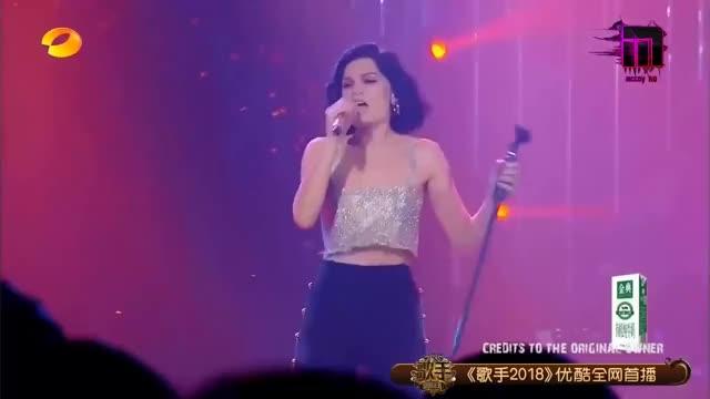 Watch KZ Tandingan vs Jessie J / Singer 2018 HD Audio/Video GIF on Gfycat. Discover more 2017, 2018, hunantv, jessiej, kz, tv GIFs on Gfycat